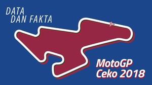 INFOGRAFIS: Fakta Menarik Jelang MotoGP Ceko 2018