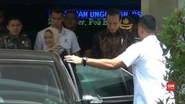 VIDEO: Kunjungan Jokowi sebelum Kahiyang Umumkan Nama Anak
