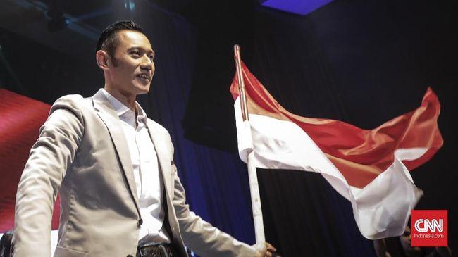 AHY Dipertimbangkan Masuk Tim Pemenangan Prabowo-Sandi