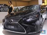 Canggih Nian Lexus Baru Ini, Bisa Nyetir Sendiri?