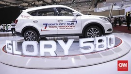 Adu Laris SUV China, Glory 580 VS Wuling Almaz