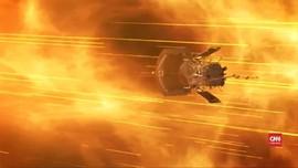 VIDEO: NASA Siap Tembus Atmosfer Matahari