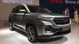 Nama SUV Wuling Diduga Almaz dan Punya Teknologi CVT