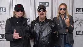 Band Metal Judas Priest Undang Presiden Jokowi Tonton Konser