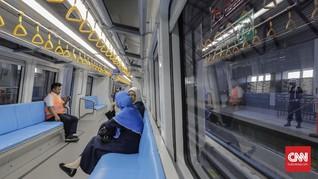 LRT Palembang Sepi, Moeldoko Salahkan Pemda Sumsel