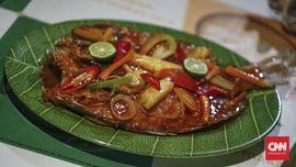 Pesta Seafood 'Brutal' Tiga Hari Tiga Malam di Cimaja