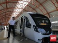 Pemerintah Pangkas Tarif LRT Palembang Jadi Rp7.000