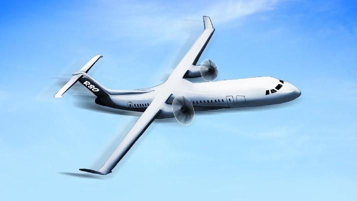 Melihat Kecanggihan Pesawat R80