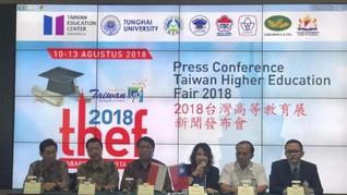 Cari Tahu Soal Beasiswa Taiwan di THEF 2018