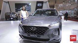 Mobil dan 'Pemanis' Terfavorit di GIIAS 2018