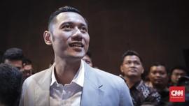 AHY Sebut Kanker Ani Yudhoyono Agresif