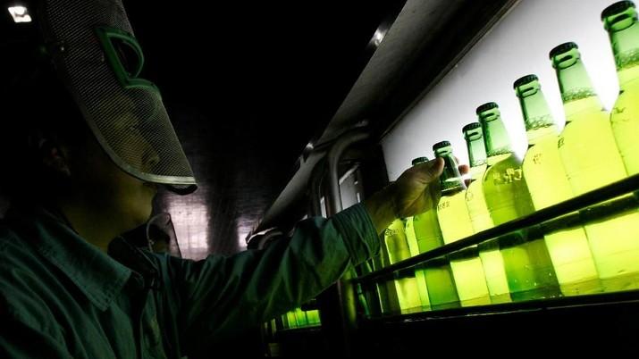 Cukai Alkohol Mahal, Produsen Anker Bir Putar Otak