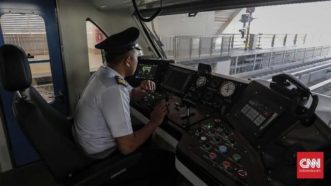 Rencananya, akan ada kartu khusus bagi atlet dan official peserta Asian Games yang menggunakan moda transportasi LRT.
