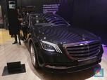 Mercedes-Benz: Rupiah Melemah, Konsumen Tahan Beli Mobil