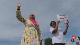 VIDEO: Perempuan Muslim di AS Galang Suara untuk ke Kongres