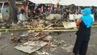 Kebakaran Hanguskan Pasar di Tasikmalaya