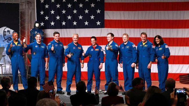 Hebat! NASA Kirim Astronaut ke Antariksa pada Juni 2019