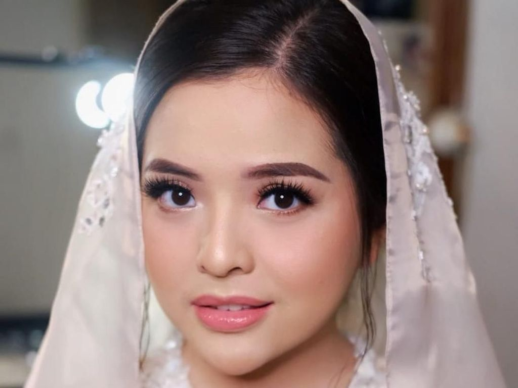 Foto: Tasya Kamila Anggun dan Cantik Saat Pengajian Jelang Pernikahan