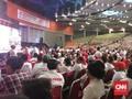 Jokowi Minta Relawan Lebih Militan dari Kubu Prabowo
