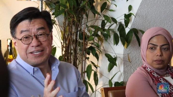 Jerry Ng: Berikan Tongkat Kepemimpinan Pada yang Berikutnya