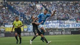 Gomez Enggan Sesumbar Soal Peluang Juara Persib di Liga 1