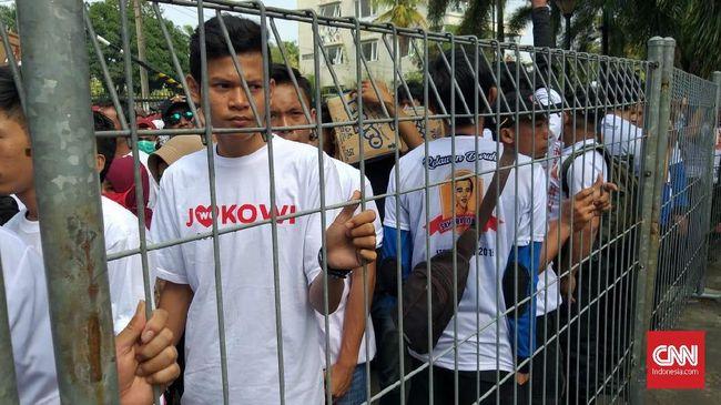 Kronologi Video Viral Relawan Projo Tak Bayar Bakso