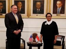 Menlu Retno: Tak Ada Perang Dagang RI dengan AS