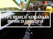 Empat Tips Memilih Mobil Impian di GIIAS 2018