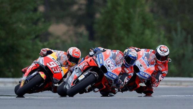 Live Streaming MotoGP Austria 2018