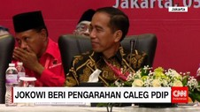 Presiden Joko Widodo Beri Pembekalan Kader PDIP
