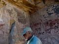 FOTO: Lukisan Gua 3.000 Tahun Cile Menunggu Pengakuan Dunia