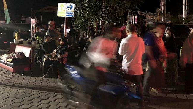 Gempa 7 SR Berlalu, Tamu Hotel di Lombok Tidur di Luar