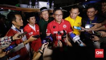 Ambil Nomor Urut, Jokowi-Ma'ruf Berangkat Dari Rumah Aspirasi