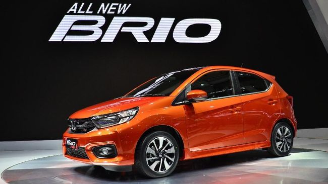 Tim Honda Keluar Masuk Desa demi 'All-new' Brio