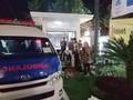 Kebanjiran Korban Gempa, RSUP NTB Rawat Pasien di Area Parkir