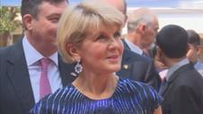 Menlu Australia Kunjungi Indonesia