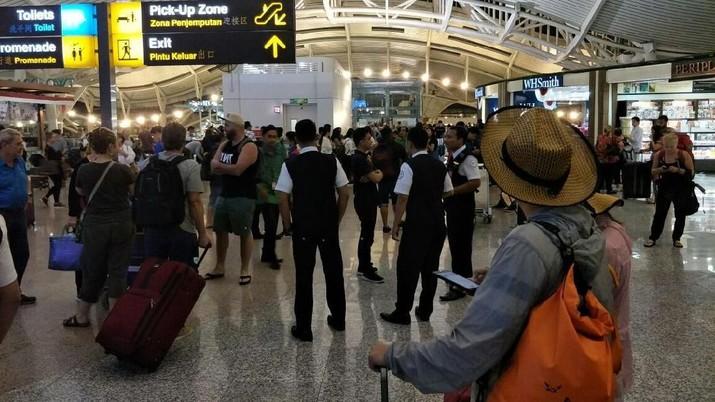 Diguncang Gempa 7 SR, Penerbangan Lombok dan Bali Masih Aman