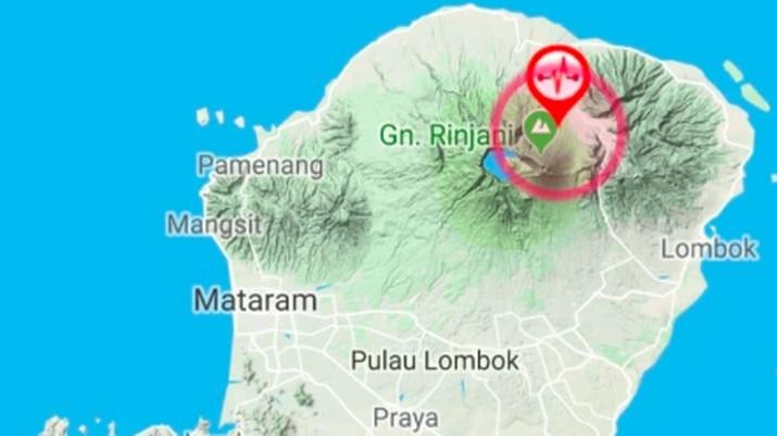 Gempa Lombok: China Rilis Travel Advisory