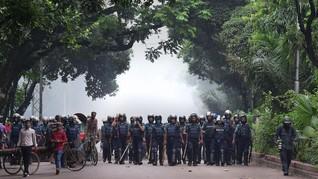 Jemaah Ahmadiyah Bangladesh Diserang Saat Hendak Kenduri