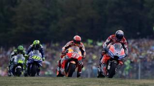 Jelang MotoGP Austria Rossi Harap Yamaha Tak Hanya Minta Maaf