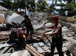 Jaringan Komunikasi di Lombok Mulai Pulih