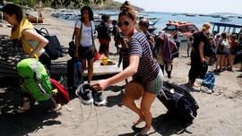 13 Ribu WNA Ada di Lombok saat Gempa 7 SR