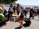 Gempa Lombok: Seluruh Turis Berhasil Dievakuasi