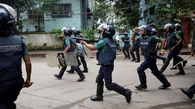 Bentrokan Warnai Pemilu Bangladesh, Empat Orang Tewas