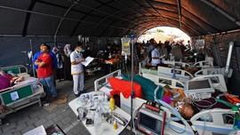 Korban Meninggal Lombok Capai 515 Orang, 431 Ribu Mengungsi