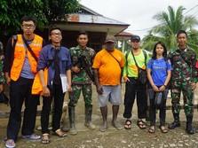 Cerita Para Relawan Berjuang Terangi Papua