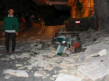 Gempa Lombok, Menteri Singapura & Turis Asing Ikut Dievakuasi