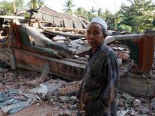 Gempa Lombok, Korban Tewas Bertambah Jadi 143 Jiwa