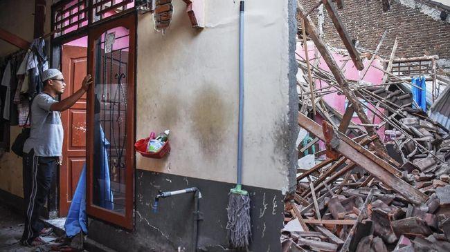 Penjelasan Gempa Lombok Berpotensi Tsunami