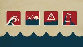 INFOGRAFIS: Tips Antisipasi Tsunami